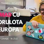 E-book gratuit - Cum să fii no.mad cu autorulota în Europa (Costuri, Traseu, Povești)