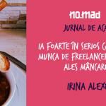 Jurnal de freelancer acasă: izolare pe pâine cu zacuscă