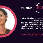 Guest Post Delia Silaghi: Kind Market, incubatorul de idei creative