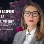 Valentina Saygo, expert contabil, învață antreprenorii cum să-și adapteze afacerea pe timpul crizei!