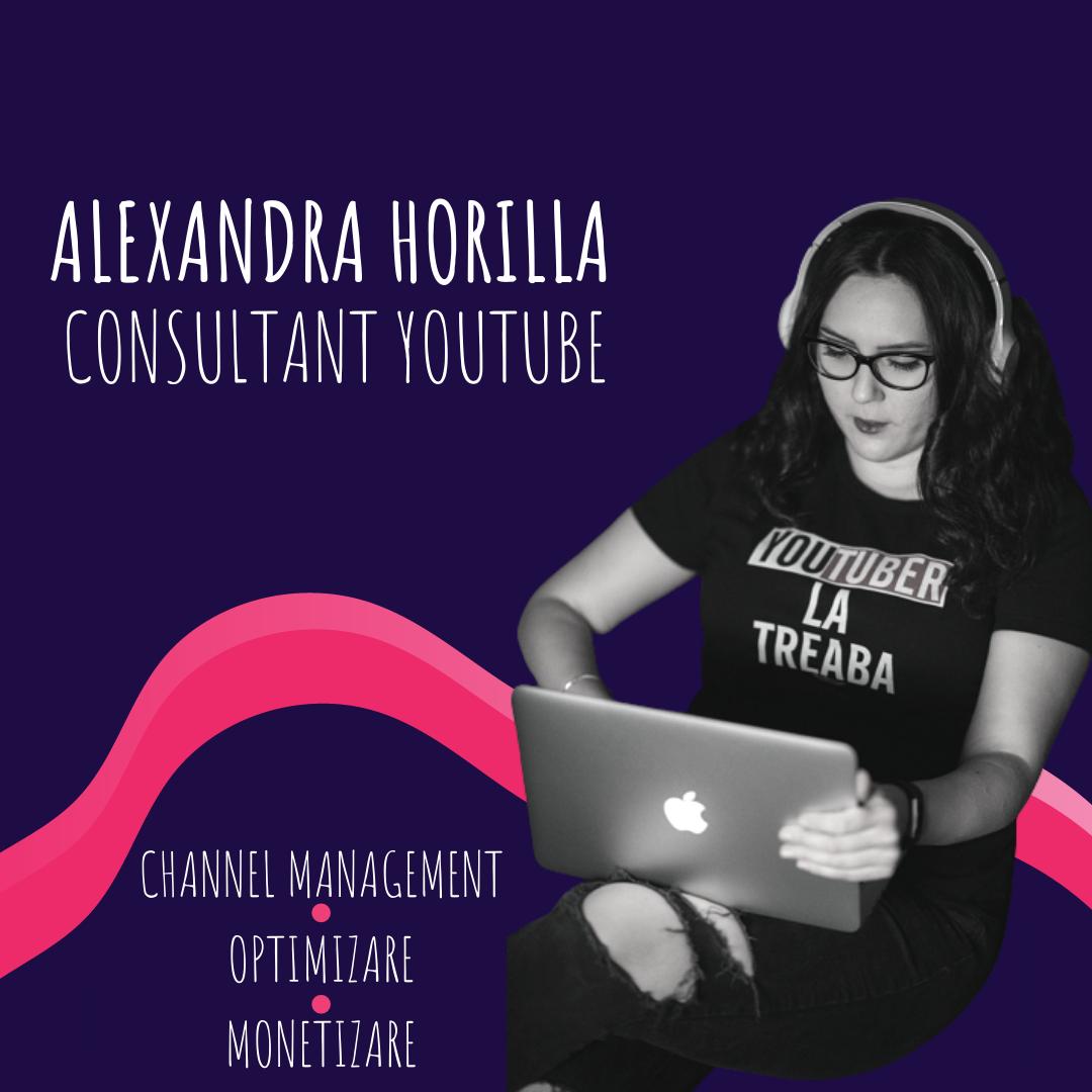 Crește-ți canalul de YouTube_AlexandraHorilla